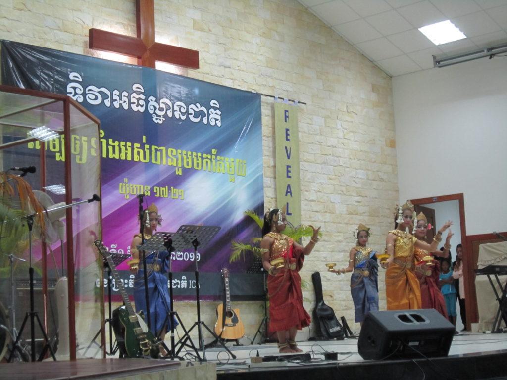 Christian Dance