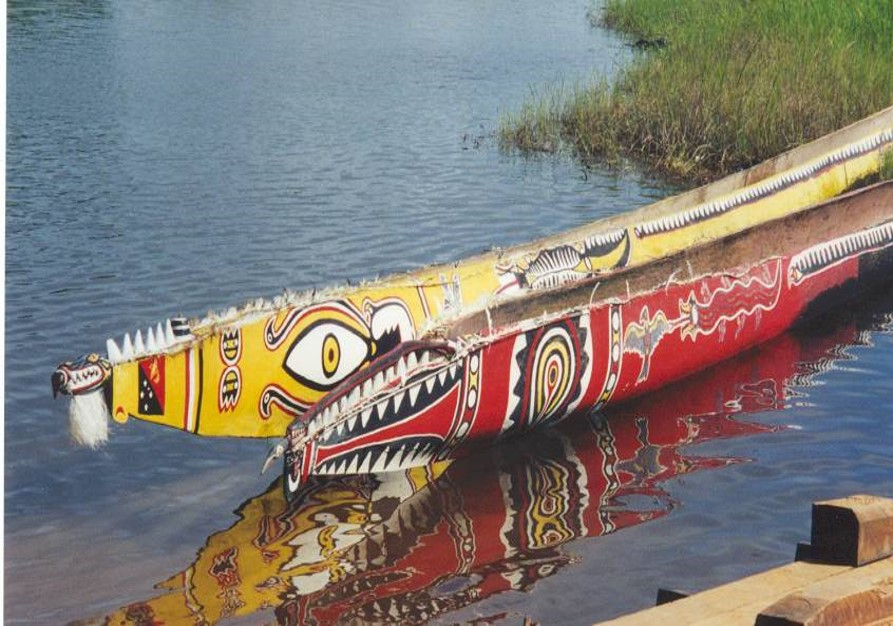 Ancestral canoes