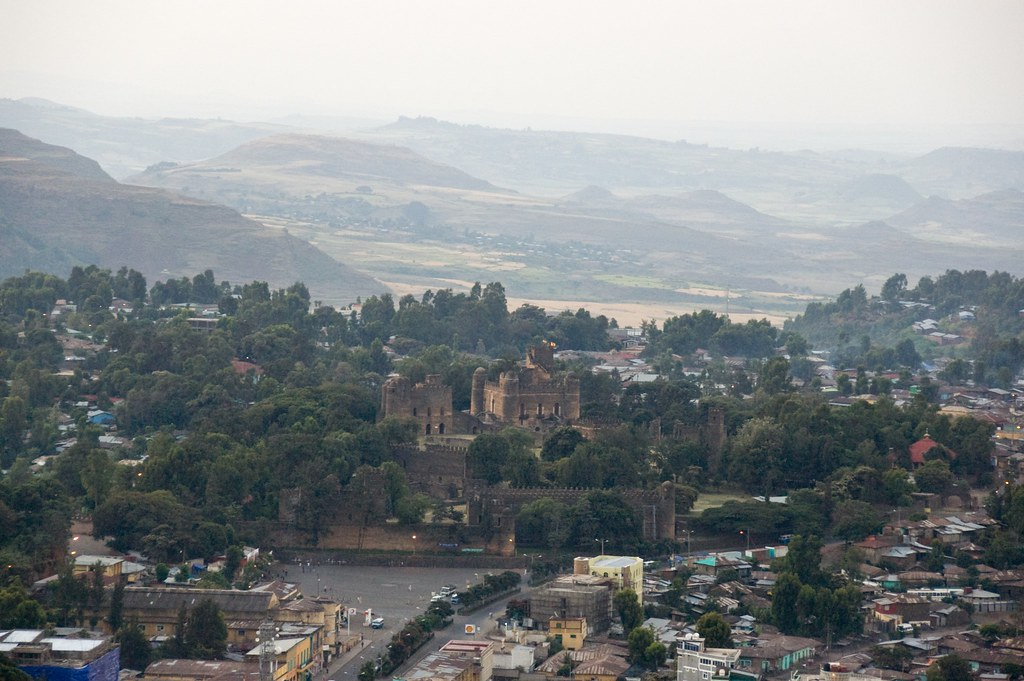 Gondar - 17th century capital of Ethiopia